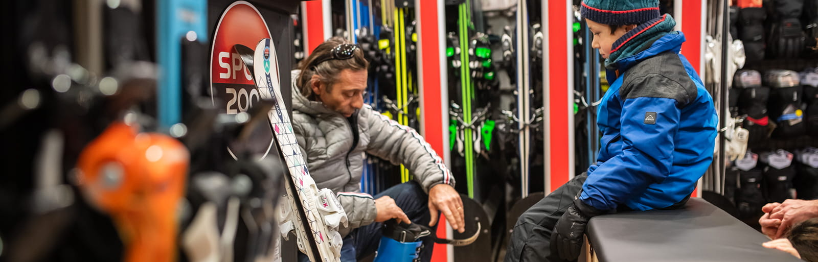 Choisir votre matériel de ski