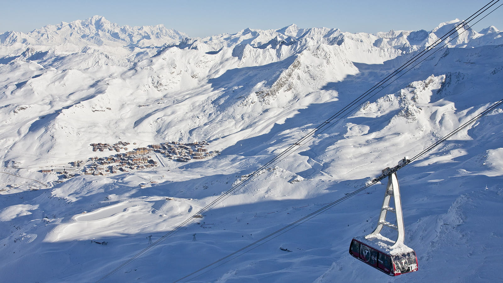 Destination Val Thorens