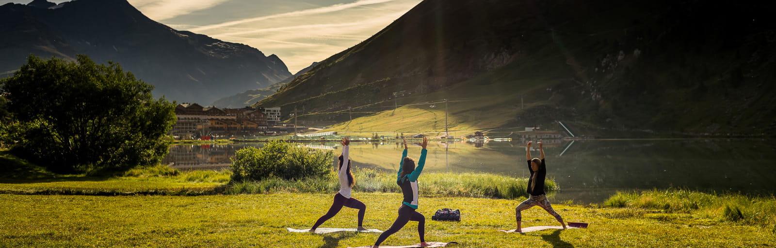 Les vacances zen en montagne