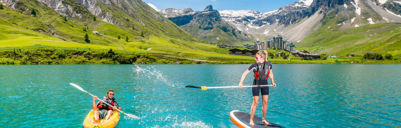 Sports en eaux vives